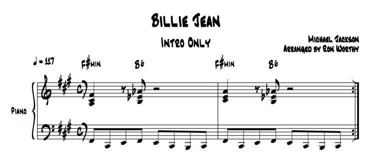 Michael Jackson - Billie Jean (I-The Intro)   Loquesurja Records